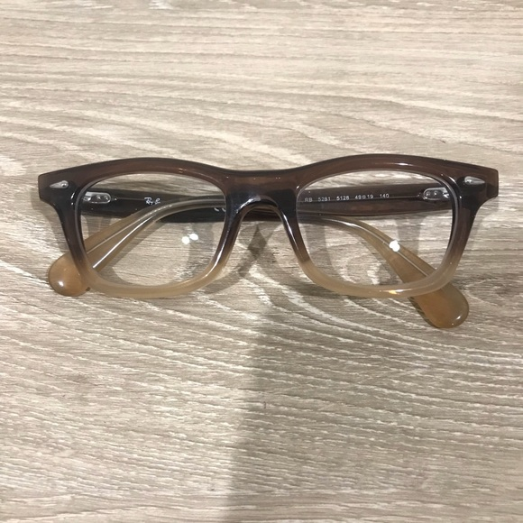 70631b1438 Ray Ban RB 5281 Two Tone Wayfarer Eyeglass Frames.  M 5a729933a4c48596fac91187. Other Accessories ...